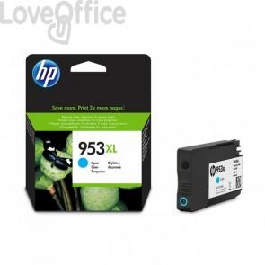 Originale HP F6U16AE Cartuccia inkjet alta capacità 953XL 1 ciano