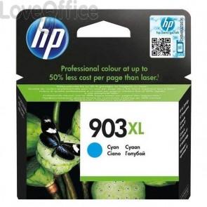 Cartuccia inkjet Originale HP 903XL alta capacità T6M03AE - Ciano