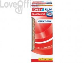 Nastri adesivi trasparenti tesa Transparent 19 mm x 33 m conf. da 8 - 57405-00002-00