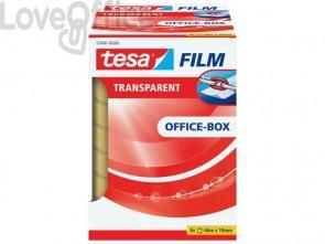 Nastri adesivi trasparenti tesa Transparent 19 mm x 66 m conf. da 8 - 57406-00002-00
