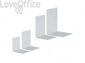 Reggilibri MAUL acrilico trasparente 130x100x100mm 3513505
