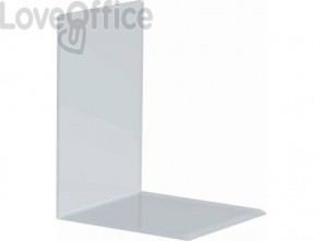 Reggilibri MAUL acrilico trasparente 210x160x150mm 3513905