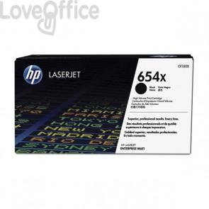 Originale HP CF330X Toner alta capacità 654X 1 nero