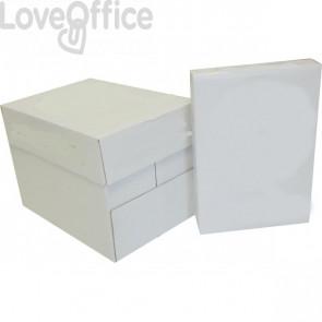 Conf. 5 carta fotocopie A4 80 g/mq White Label