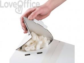 Chips da imballaggio ColomPac verde  conf. da 45 litri - SA LF 01.01.04
