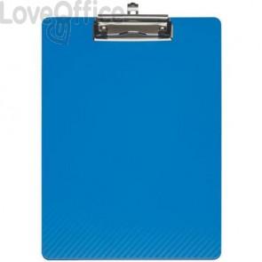 Portablocchi con clip MAUL blu  2361037