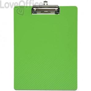Portablocchi con clip MAUL verde chiaro  2361054