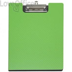 Portablocchi con clip MAUL verde chiaro  2361154