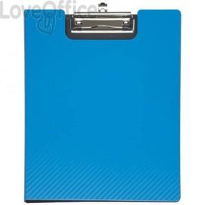 Portablocchi con clip MAUL blu  2361137