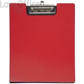 Portablocchi con clip MAUL rosso  2361125