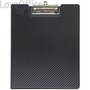 Portablocchi con clip MAUL nero  2361190