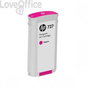 Originale HP F9J77A Cartuccia inkjet 727 - ml 300 1 magenta