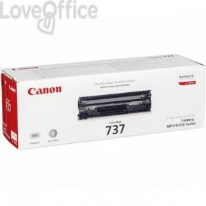 Originale Canon 9435B002 Toner CRG 737 1 nero