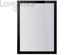 Cornici in pellicola adesiva DURABLE DURAFRAME® SUN A4 nero 236x323mm conf. 2 - 484101
