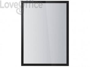 Cornici in pellicola adesiva DURABLE DURAFRAME® SUN A3 nero 323x446mm - 484201 (conf.2)