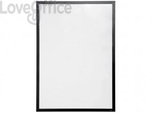 Cornice 70X100 con pannello magnetico Duraframe® Poster Durable - nero