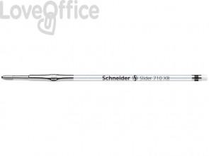 Refill Slider 710 per penna a sfera a scatto Slider Xite XB Nero