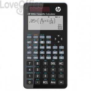 Calcolatrice scientifica HP 300s - nero - HP-300SPLUS/B1S