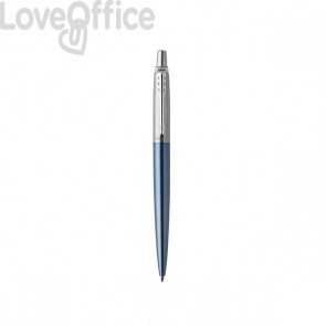 Jotter Core Parker Pen - Waterloo Blue - blu - M - 1953191