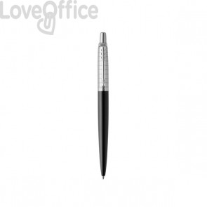 Jotter Premium Parker Pen - Bond Street Black - blu - M - 1953195