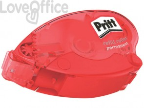 Colla roller Pritt Roller System - permanente 8,4 mm bianco 2120444