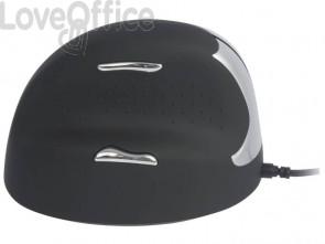 Mouse verticale per mancini R-GO con cavo RGOHELE
