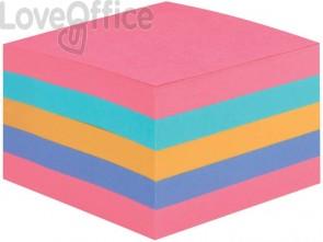 Foglietti Post-it® ricarica Super Sticky Notes Bora Bora assortiti - 2028-SS-RBWC (conf. 6 blocchetti da 90 ff)