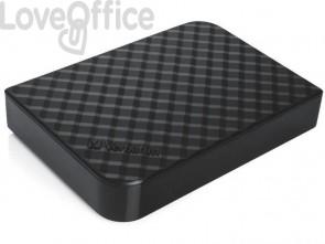 Hard Disk Esterno Store'n ' Save 3.0 Verbatim 2 TB - nero 47683