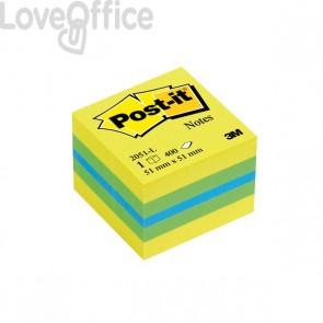 Post-it® Minicubi - 51x51 mm - giallo - 2051-L