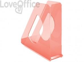 Portariviste Esselte Colour'Ice polistirene A4 albicocca 626278