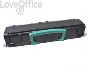Toner compatibile Lexmark E260A21E nero Q-Connect