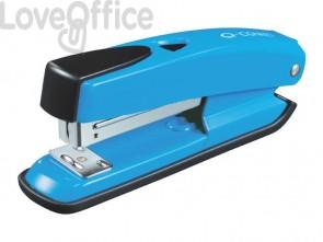 Cucitrice da tavolo Q-Connect metallo 20 ff blu KF02149
