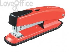 Cucitrice da tavolo Q-Connect metallo 20 ff rosso KF02150