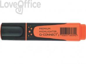 Evidenziatore Q-Connect 2-5 mm arancio  KF16039