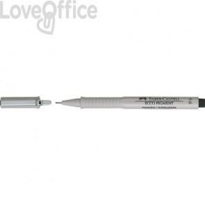 Penna punta in fibra Faber-Castell Ecco Pigment 0,6 mm 166699
