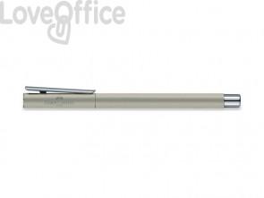 Penna Stilografica Faber-Castell Neo Slim M metallo satinato 342100