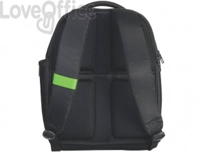 "Zaino portacomputer 13,3"" Leitz Smart Traveller in poliestere nero 60870095"