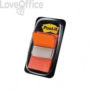 Segnapagina Post-it® Index 680 - arancio (conf.50 segnapagina)