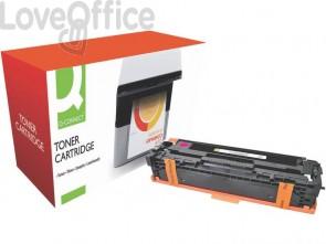 Toner compatibile HP CB543A magenta  Q-Connect