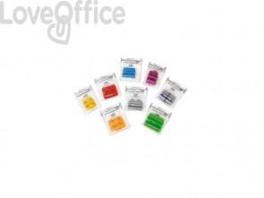 Blister per monete da 50 cent. HolenBecky in plastica trasparenti - 8005/20 (conf. da 20 blister)