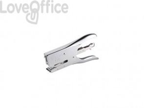 Cucitrice a pinza Turikan in acciaio silver 155