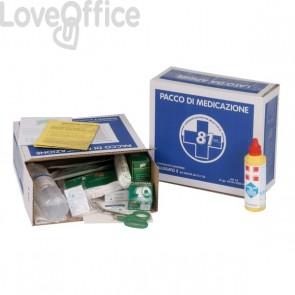 Kit reintegro Pronto Soccorso - 2 persone - Pharma Shield