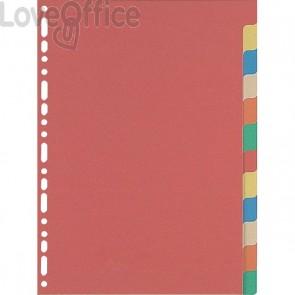 Divisiorio neutro cartoncino Elba- 12 tacche - 100204882