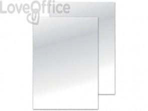 Copertina per rilegatura Q-Connect trasparente 200 µm A4 conf. 100 pezzi - KF32121