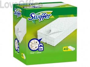 Panni ricarica Swiffer DRY per pavimenti verde - PG012 (conf. da 40)
