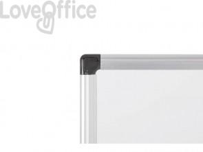 Lavagna magnetica cancellabile Q-Connect bianca laccata 90x60 cm MA0307170