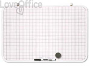 Lavagna bifacciale ARDA appendibile scrivi & cancella 40x60 cm 3442