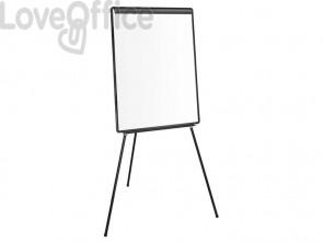 Cavalletto con cornice per fogli mobili Q-connect 70x100 cm plastica grigio EA2306475