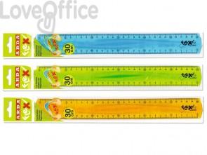 Riga ARDA Flexi plastica flessibile assortiti 30cm 119