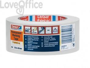 Nastri per mascheratura tesa tesaflex® 4169 Premium 50 mm x 33 m PVC bianco 04169-00056-93